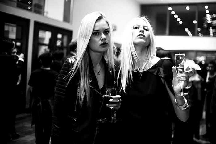 Daria Melnikova y Shelby Priest