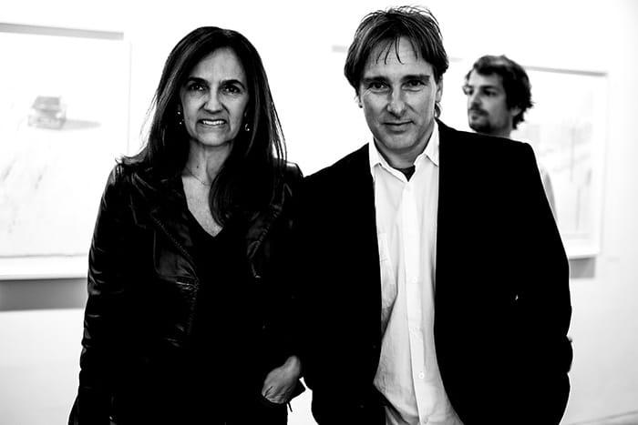 Constanza Jorquiera y Hernán Gana