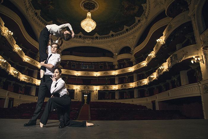 Ballet Teatro Municipal de Santiago