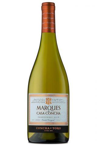 Marques de Casa Concha, Chardonnay 2016