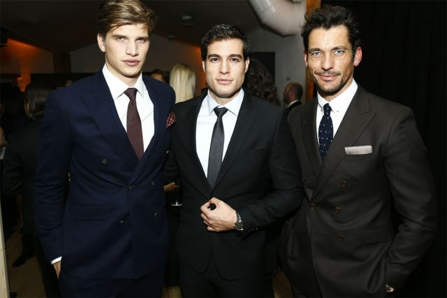 Toby Huntington, Whiteley Danilo Carreran y David Gandy