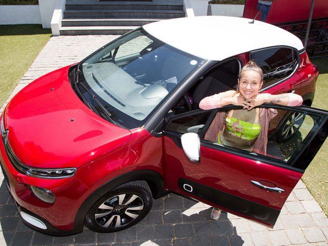 Citroën - Denise Rosenthal
